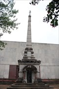 Image for Mississippi Confederate Monument -- Jackson MS