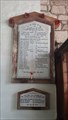 Image for Memorial Tablets - St John the Baptist - Boyleston, Derbyshire