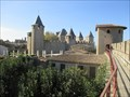 Image for View from the ramparts of Carcassonne - Languedoc-Roussillon - France