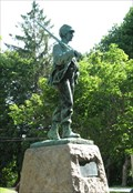 Image for Soldiers' Monument.  Ashburnham, MA