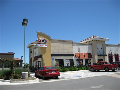 A W Lone Tree Brentwood Ca A W Restaurants On