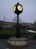 Image for Millennium Clock, Wenatchee, WA