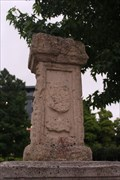Image for The London Stone -- Staines-Upon-Thames, Surrey, UK