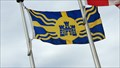 Image for Municipal Flag of the Corporation of the City of Castlegar - British Columbia