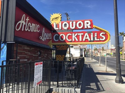 Atomic Liquors, Las Vegas, Nevada