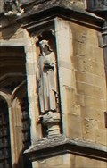 Image for King Edward III of England -- St. George's Chapel, Lower Ward, Winsdor Castle, Windsor, Berkshire, UK