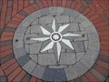 Image for Peddler's Path Compass Rose - Audubon, NJ