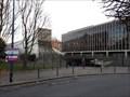 Image for Oscar Niemeyer - La bourse du travail - Bobigny (Seine-Saint-Denis), France