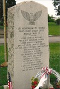 Image for WWII Memorial - Sangerfield, NY