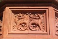 Image for Welsh Dragon -- Pierhead Building, Cardiff, Wales, UK