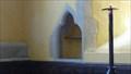 Image for Piscina and Reredos, St Mary - Pakenham, Suffolk
