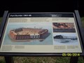 Image for Fort Sumter 1861-1865 historical marker - Charleston, SC