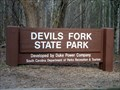 Image for Devils Fork State Park