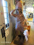 Image for Cigar Indian in Henry Ford's Country Store - Marlborough, MA