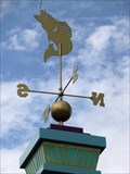 Image for Large Mouth Bass Weathervane, HWY 192 West - Kissimee, FL