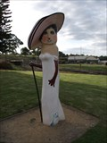 Image for Carrie Moore Bollard - Geelong Waterfront, Victoria, AU