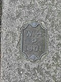 Image for A Pair of Parish Boundary Markers - Sidney Road, London, UK