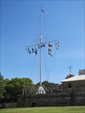 Image for Sydney Observatory Flag Pole - Sydney, NSW, Australia