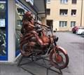 Image for Motorcycle Rider - Basel, Switzerland