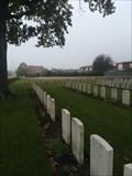Image for Poperinghe New Military Cemetery - POPERINGE, Belgique