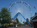 Image for Giant Wheel - Darien Lake Theme Park Resort - Corfu, New York
