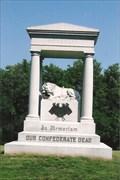 Image for Confederate Monument, Higginsville, Missouri
