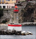 Image for Phare sur Jetée du Dragon / Lighthouse at Mole of Dragon (Bastia, Corsica)