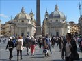 Image for The Twin Churches - Roma, Italy