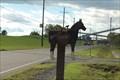 "Image for ""Giddyup"" Horse Mailbox - St. Rose, LA"