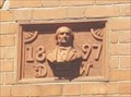 Image for House Date Plaque - Grange Road - Hugglescote, Leicestershire