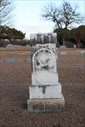 Image for William Thomas Riggle -- Highland Cemetery, Melissa TX