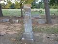 Image for Julius D. Finch - Goodland Cemetery - Hugo, OK