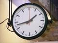Image for Bygone Times Clock, Elsecar Heritage Centre, Barnsley, UK.