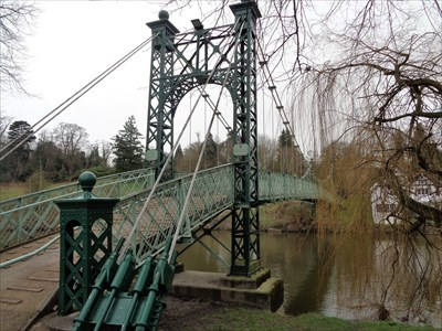 Porthill Bridge - Shrewsbury