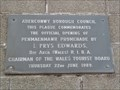 Image for Promenade Opening - Penamenmawr, Conwy, Wales
