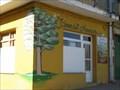 Image for Tree mural - Tábara, Zamora, Spain