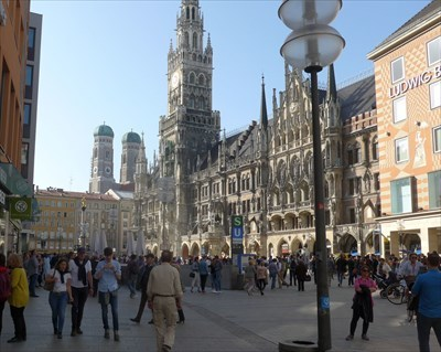 Germany's Beer Culture - München, Bavaria, Germany