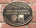 Image for Fullerton First Methodist Episcopal Church - Fullerton, CA
