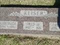 Image for 100 - Gertrude Keiser - Bartlesville, OK USA