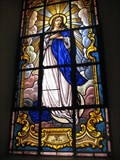 Image for Saint stained glass - Paroquia Sao Goncalo - Sao Paulo, Brazil