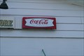 Image for Floyd's General Store Coca-Cola Sign - Ether, NC, USA