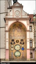 Image for Olomoucký orloj / Astronomical clock in Olomouc (North Moravia)