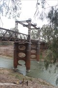 Image for Darling River Bridge - Wilcannia, NSW, Australia