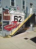 Image for Highway 62 Mural - Berryville AR