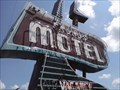 Image for Faubus Motel Neon Sign - Huntsville AR