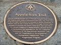 Image for Appalachian Trail Plaque at Mount Greylock, MA