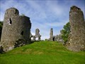 Image for Narberth Castle - Ruin - Pembrokeshire,  Wales. Great Britain.