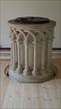 Image for Baptism Font - St Peter - Swallowcliffe, Wiltshire