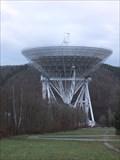 Image for Radioteleskop dient als Krimikulisse - NRW / Germany