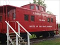 Image for Lehigh Valley caboose #95050 - Wiliamsville, NY